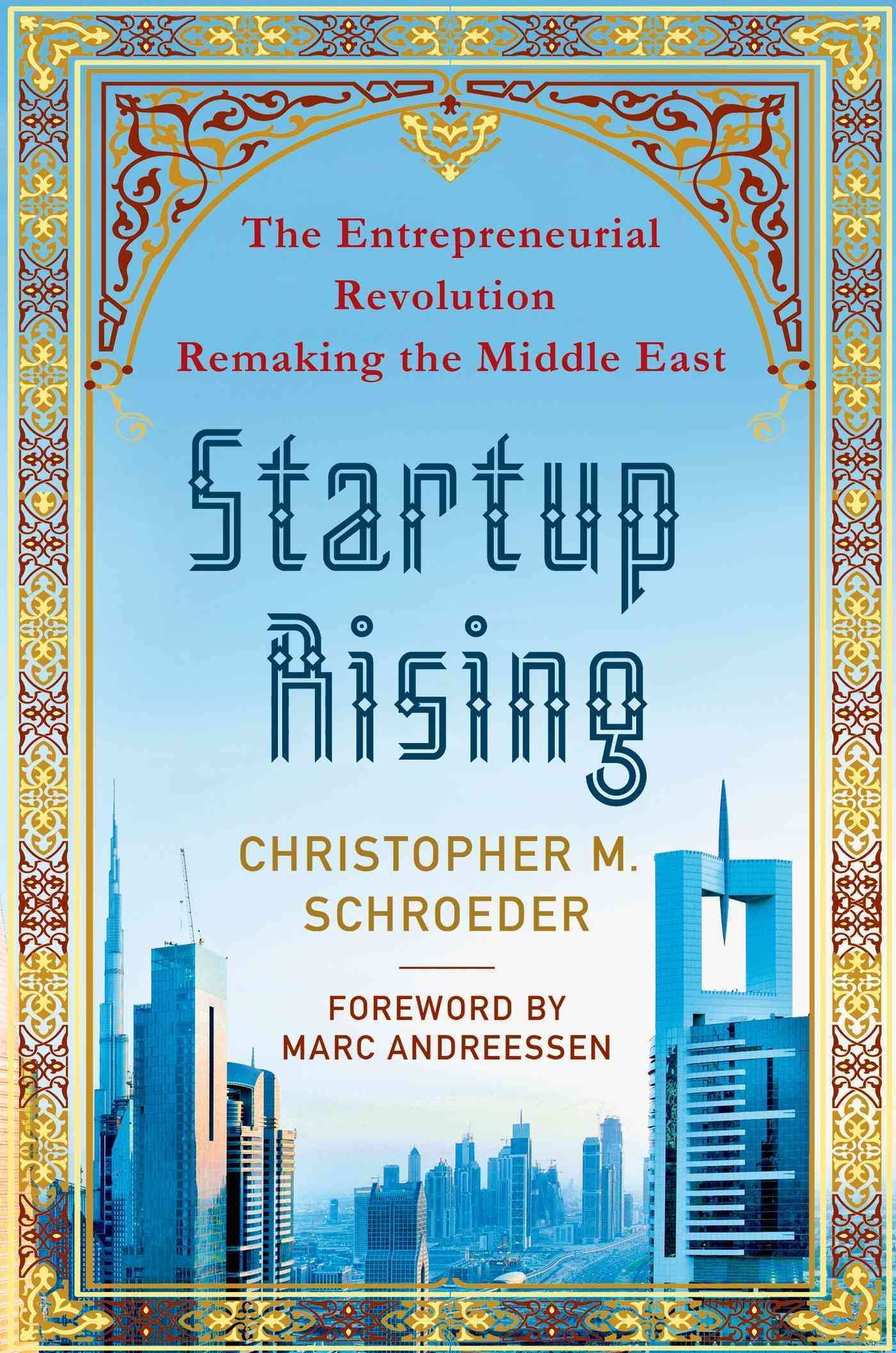 Startup Rising By Schroeder, Christopher M.